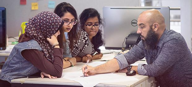 Bachelor of Interior Design | American University of Sharjah