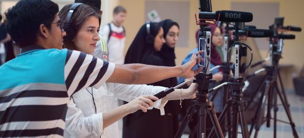 Bachelor of Arts in Mass Communication | American University of Sharjah