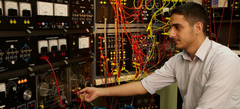 Bachelor of Science in Electrical Engineering | American University of Sharjah