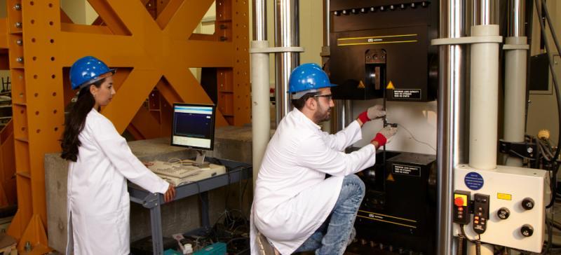 Bachelor of Science in Industrial Engineering   American University of Sharjah