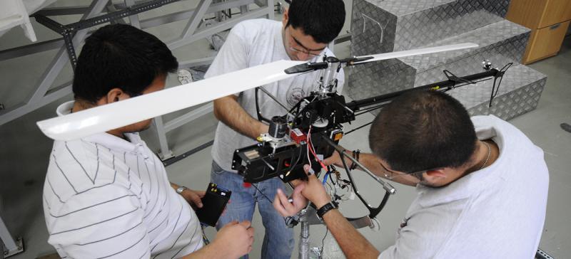 Master of Science in Mechatronics Engineering (MSMTR) | American University of Sharjah