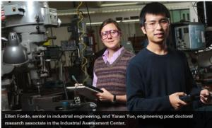 Industrial and Manufacturing Engineering