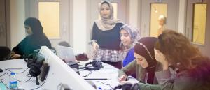 Master of Arts in Translation and Interpreting (English/Arabic/English) (MATI)